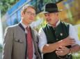Anton Hackner (NÖVOG) und Vizebürgermeister Michael Wallmann - familienfest-bahnhof-mariazell-noevog-42730