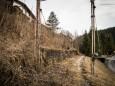 Beim Rosenhügel - Ehemalige Mariazellerbahn-Trasse von Gußwerk nach Mariazell