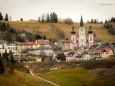 Mariazeller Blick beim Feldbauer - Ehemalige Mariazellerbahn-Trasse von Gußwerk nach Mariazell