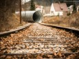 Ausziehgleis der Museumstramway nach Feldbauer - Ehemalige Mariazellerbahn-Trasse von Gußwerk nach Mariazell