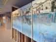 Barbara Essl Ausstellung in der Holzwerkstatt Ofner. Foto: Michael Riedler