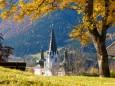 Basilika Mariazell im Herbst