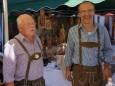 Holzschnitzer Troger - Bauernmarkt in Gußwerk 2012