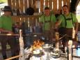 Spotz´n Hittn beim Bauernmarkt in Gußwerk 2012