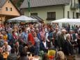 Verlosung beim  Bauernmarkt in Gußwerk 2012
