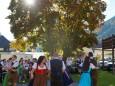 Landjugend beim Bauernmarkt in Gußwerk 2012