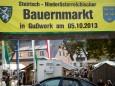 Bauernmarkt in Gußwerk 2013