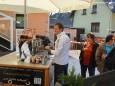 Caliano Caffe bei Nino Contini - Steirisch-Niederösterreichischer Bauernmarkt in Gußwerk am 4. Oktober 2014