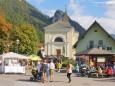 Steirisch-Niederösterreichischer Bauernmarkt in Gußwerk am 4. Oktober 2014