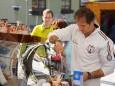 Caliano Caffe bei Nino Contini - Caliano Caffe bei Nino Contini - Steirisch-Niederösterreichischer Bauernmarkt in Gußwerk am 4. Oktober 2014