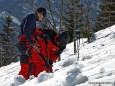 Bergrettung Ausbildung auf der Gemeindealpe Mitterbach