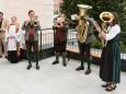 Stadtkapelle Mariazell Bläsergruppe - Betreutes Wohnen in Mariazell - Salvatorheim Eröffnungsfest