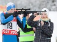 Biathlon in Aschbach 2011