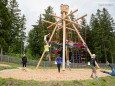 Eröffnung des Spielparks -Biberwasser- auf der Mariazeller Bürgeralpe