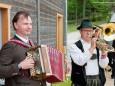 Helmut & Franz - Eröffnung des Spielparks -Biberwasser- auf der Mariazeller Bürgeralpe