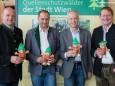 Wallmann, Kleinhofer, Stindl, Wild - Eröffnung des Spielparks -Biberwasser- auf der Mariazeller Bürgeralpe