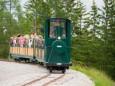 Waldeisenbahn auf der Mariazeller Bürgeralpe