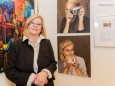 GERLINDE NITSCHE - Bilderausstellung Matthias Pirker - Gerlinde Nitsche - Kunigunde Sommerauer im Raiffeisensaal Mariazell