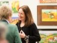 Bilderausstellung Matthias Pirker - Gerlinde Nitsche - Kunigunde Sommerauer im Raiffeisensaal Mariazell