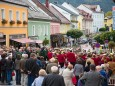 Mitteleuropäische Blasmusikwallfahrt nach Mariazell 2012