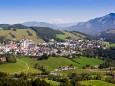 Mariazell vom Feldbauer/Rasingberg aus fotografiert