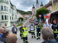 Brand in Mariazell