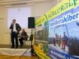 Johann Kleinhofer präsentierte den Vorschlag - Infoabend zum Fortbestand des Betriebs der Mariazeller Bürgeralpe