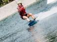 """Zum ersten Mal am Wakeboard - Gratisprobe - Mariazeller Bürgeralpe Sommer Opening - Eröffnung der neuen Attraktion """"Biberwasser"""" und ein International Wakeboard Contest."""