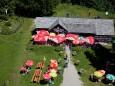 Mariazeller Bürgeralpe - Ausflugsberg und Erlebniswelt - Edelweißhütte Pfanni