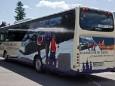 MVG Bus mit Mariazellerland Design