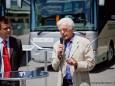 Übergabe und Segnung der MVG Busse im Mariazellerland Design