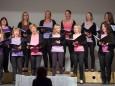 Chorallen Ohrwürmer Konzert im Volksheim Gußwerk am 25. April 2015