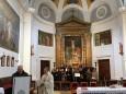 Christi Himmelfahrt Feier in der Pfarrkirche Gußwerk. Foto: Franz-Peter Stadler