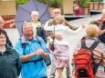 DF4-Partysound Fanwandertag auf die Bürgeralpe am 2. August 2015