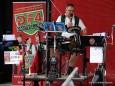 DF4-Partysound Fanwandertag auf die Bürgeralpe am 2. August 2015. Foto: Christian Sprosec