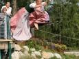 Wolfgang und Gabi - Dirndlfliegen auf der Mariazeller Bürgeralpe 2007