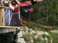 Walter beschleunigt von Johann - Dirndlfliegen auf der Mariazeller Bürgeralpe 2007