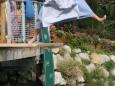 Toni ohne Furcht vorm kühlen Naß - Dirndlfliegen auf der Mariazeller Bürgeralpe 2007