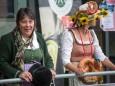 Gabi Arzberger - Dirndlspringen & Slackline Event auf der Mariazeller Bürgeralpe 2012