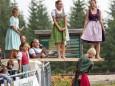 Dirndlspringen & Slackline Event auf der Mariazeller Bürgeralpe 2012