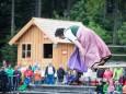 Gabi - Dirndlspringen & Slackline Event auf der Mariazeller Bürgeralpe 2012