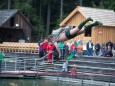 Bernhard - Dirndlspringen & Slackline Event auf der Mariazeller Bürgeralpe 2012