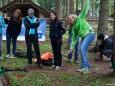 Resi - Dirndlspringen & Slackline Event auf der Mariazeller Bürgeralpe 2012