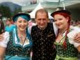 Edlseer & Junge Zillertaler Frühschoppen in Mariazell am 31. August 2014