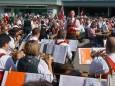 Stadtkapelle Mariazell - Radio Steiermark Frühschoppen mit den Edlseern zum 20 Jahr Jubiläum