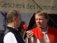 Tourismustausendsassa Johann Kleinhofer im Interview mit Sepp Loibner - Radio Steiermark Frühschoppen mit den Edlseern zum 20 Jahr Jubiläum