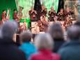 Feiner Blasmusikabend mit Ernst Hutter & den Egerländern.