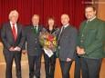 Gemeinde St. Sebastian verleiht Goldene Ehrennadel an Architekt DI Otmar Edelbacher und Mariazells Altbürgermeister Helmut Pertl