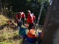 Erfolgreiche Großübung der Einsatzorganisationen des Mariazellerlandes