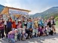 Erlaufsee - Stimmen sammeln für die Platzwahl der Kleinen Zeitung 2011